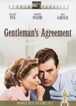 Gentleman's Agreement video cover