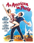 An American in Paris video cover