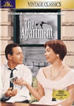 The Apartment video cover