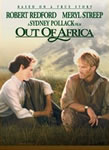 Out of Africa video cover