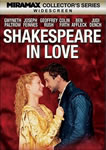 Shakespeare in Love video cover