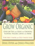 Grow Organic book cover