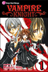 Vampire Knight, Volume 1 book cover