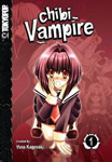 Chibi Vampire, Volume 1 book cover