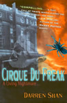 Cirque du Freak book cover