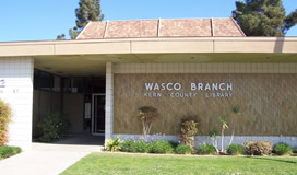 Wasco Branch photo